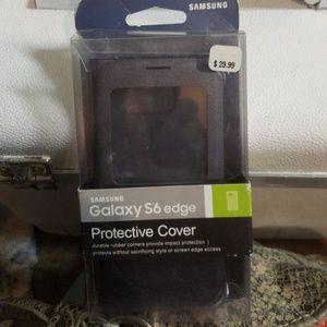 Galaxy s 6b edge cover